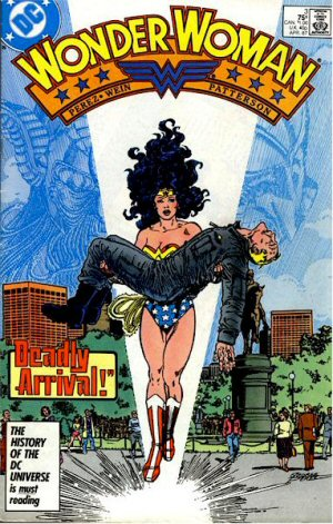 Wonder Woman Vol 2 3