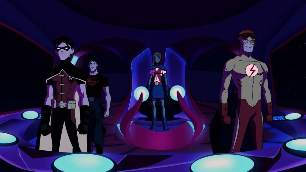 Young Justice (TV Series) Episode: Drop Zone