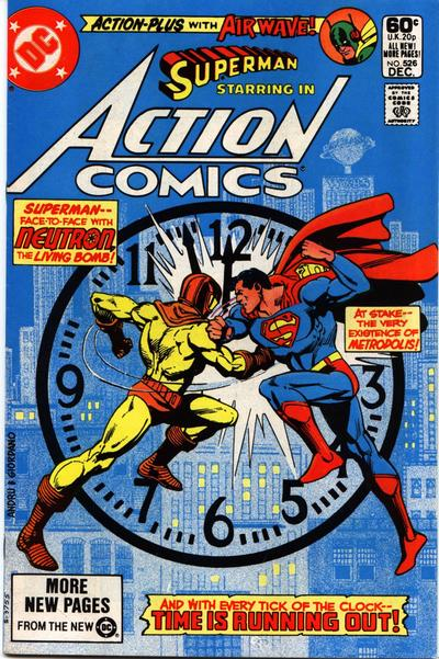 Action Comics Vol 1 526