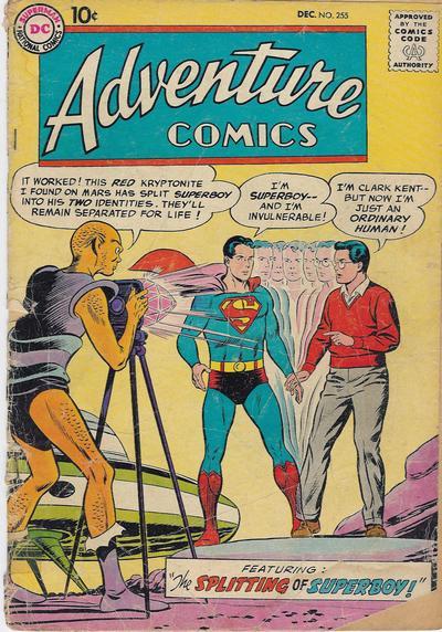 Adventure Comics Vol 1 255
