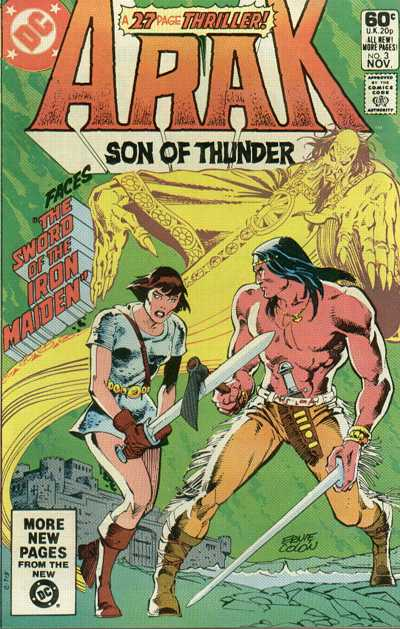 Arak: Son of Thunder Vol 1 3