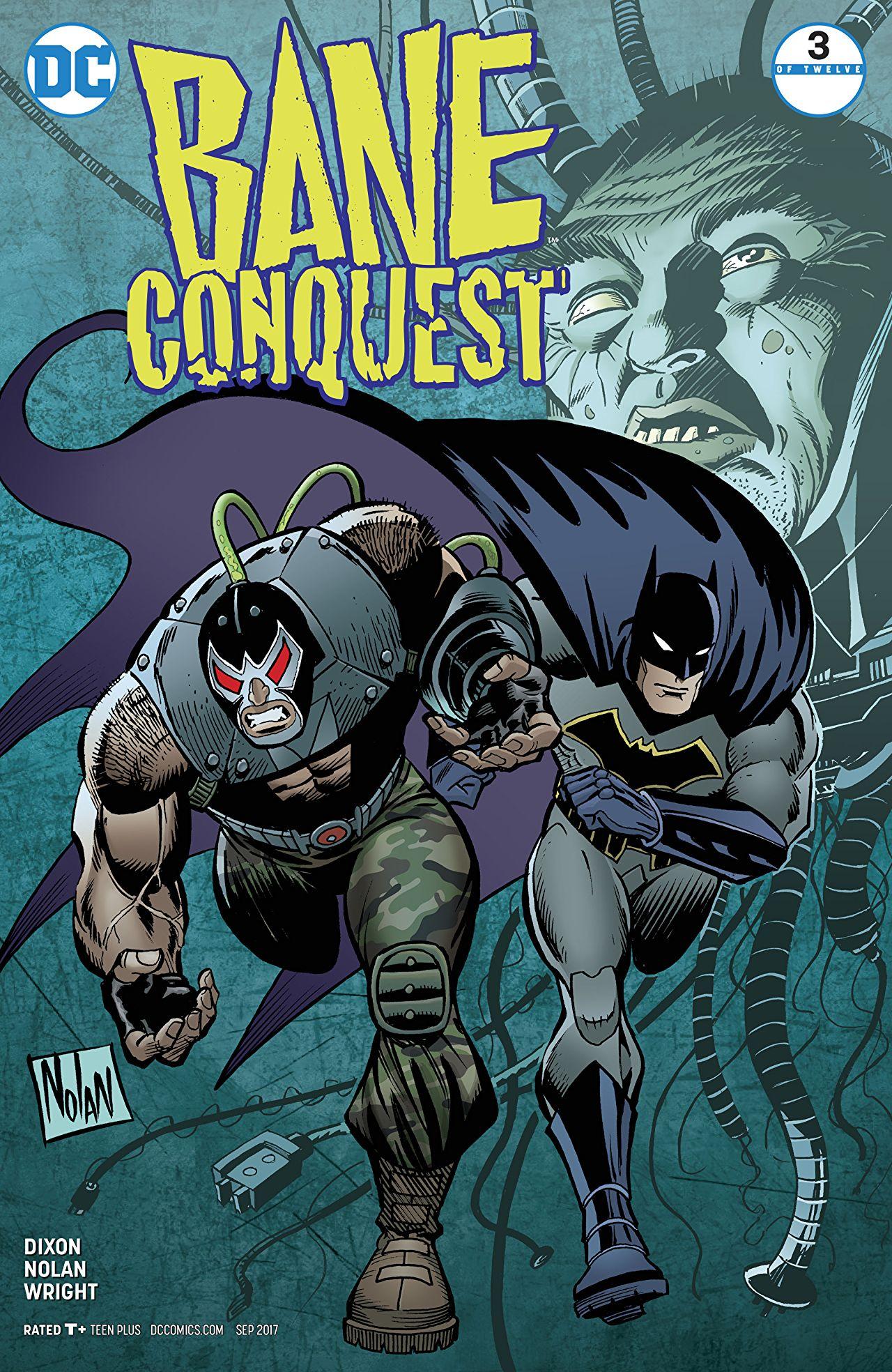 Bane: Conquest Vol 1 3