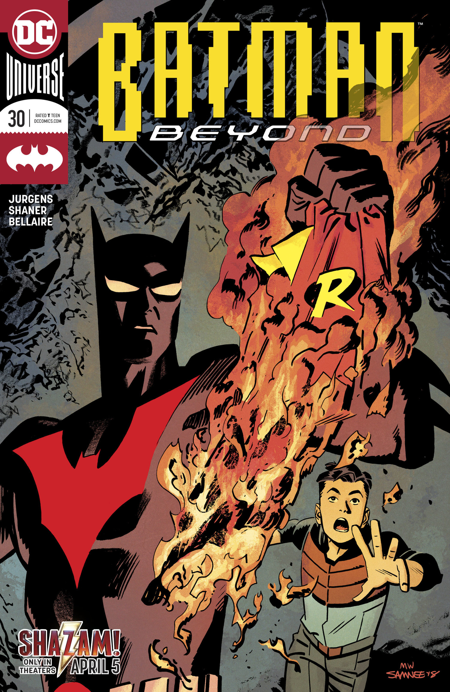 Batman Beyond Vol 6 30