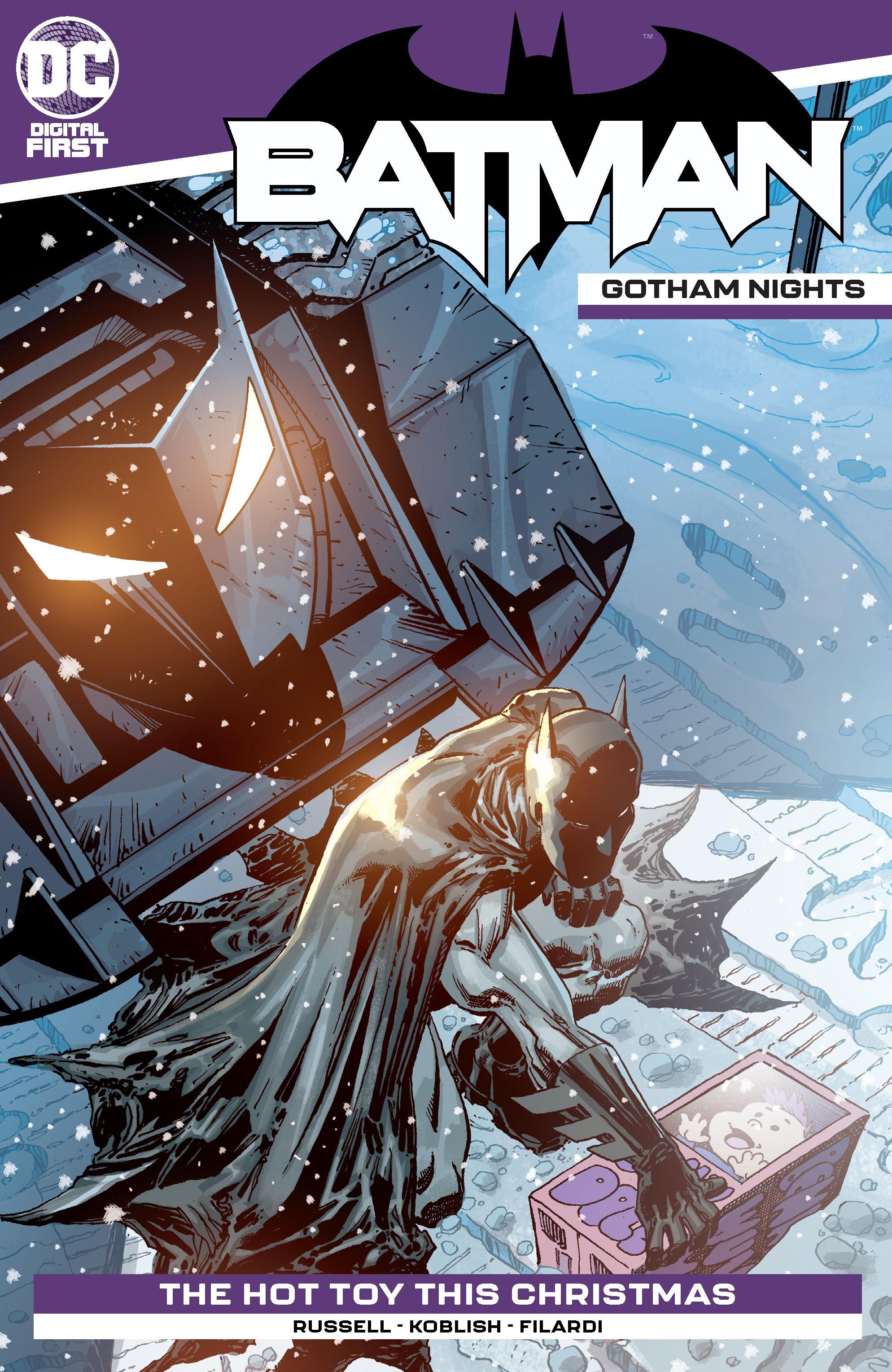 Batman: Gotham Nights Vol 1 22 (Digital)