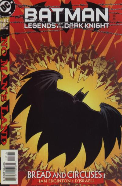 Batman: Legends of the Dark Knight Vol 1 117