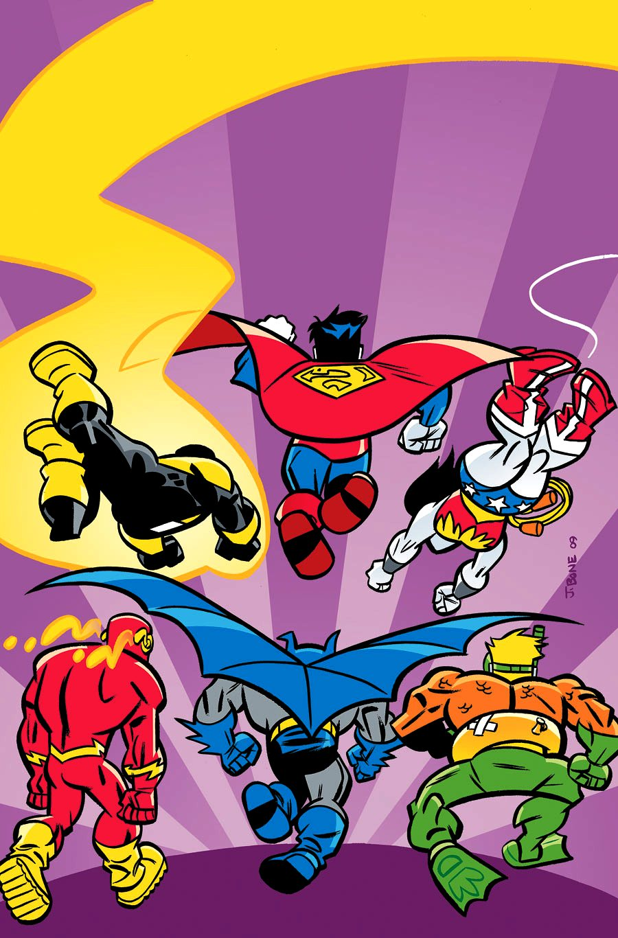 Bizarro Super Friends (Earth-508)