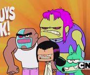 Bizarro Teen Titans (Earth-Teen Titans)