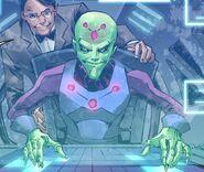 Brainiac DC Bombshells 0001