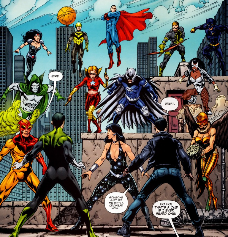 Crime Society (Earth-3)