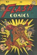 Flash Comics 74