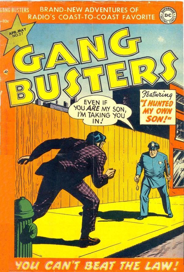 Gang Busters Vol 1 27