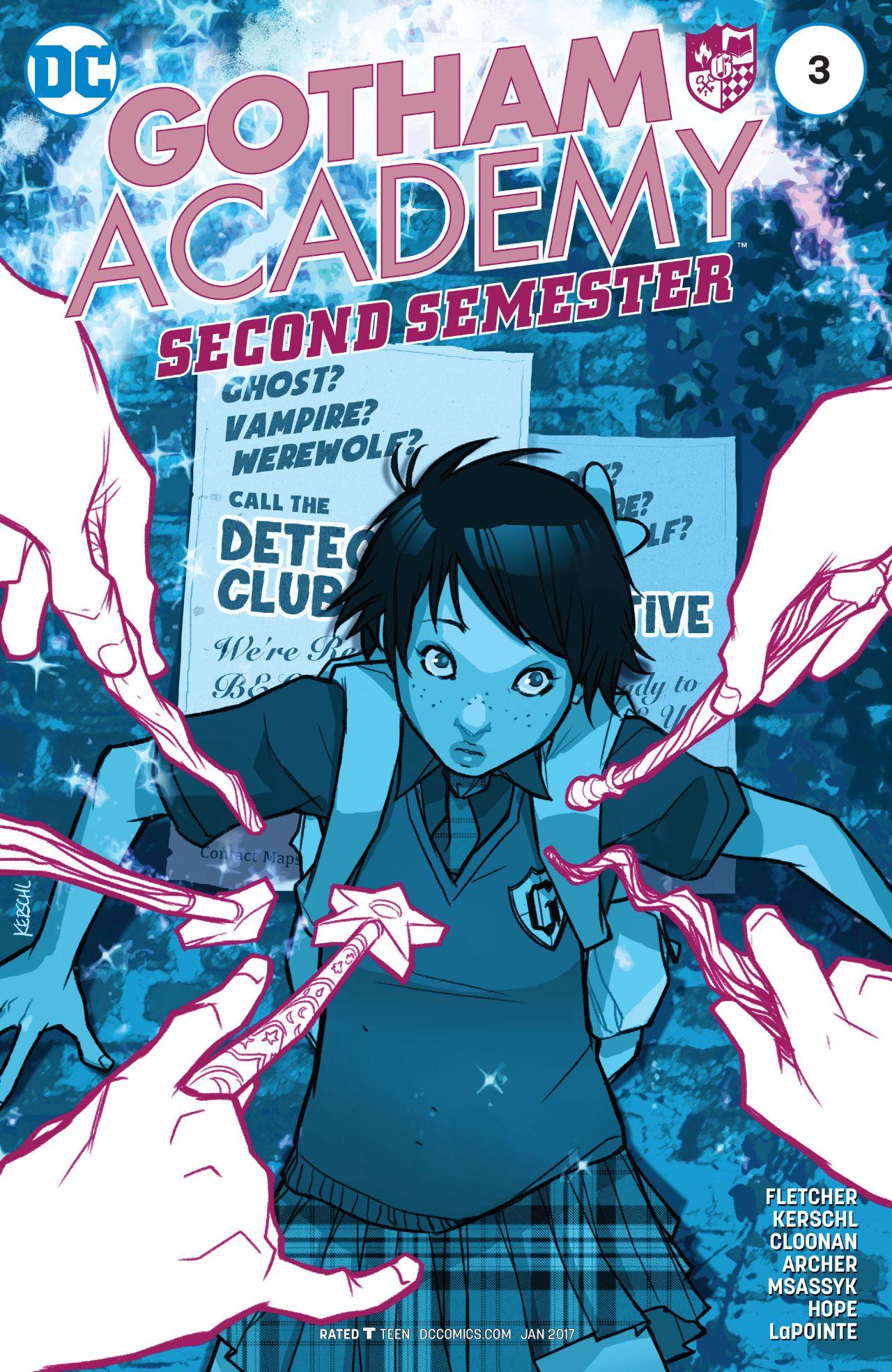 Gotham Academy: Second Semester Vol 1 3