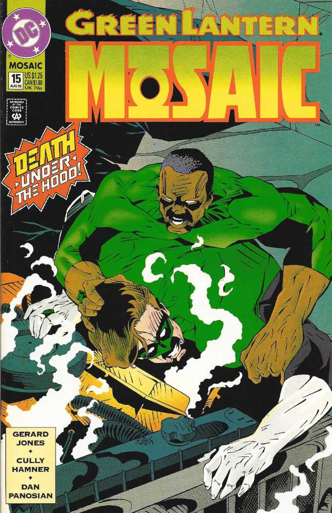 Green Lantern: Mosaic Vol 1 15