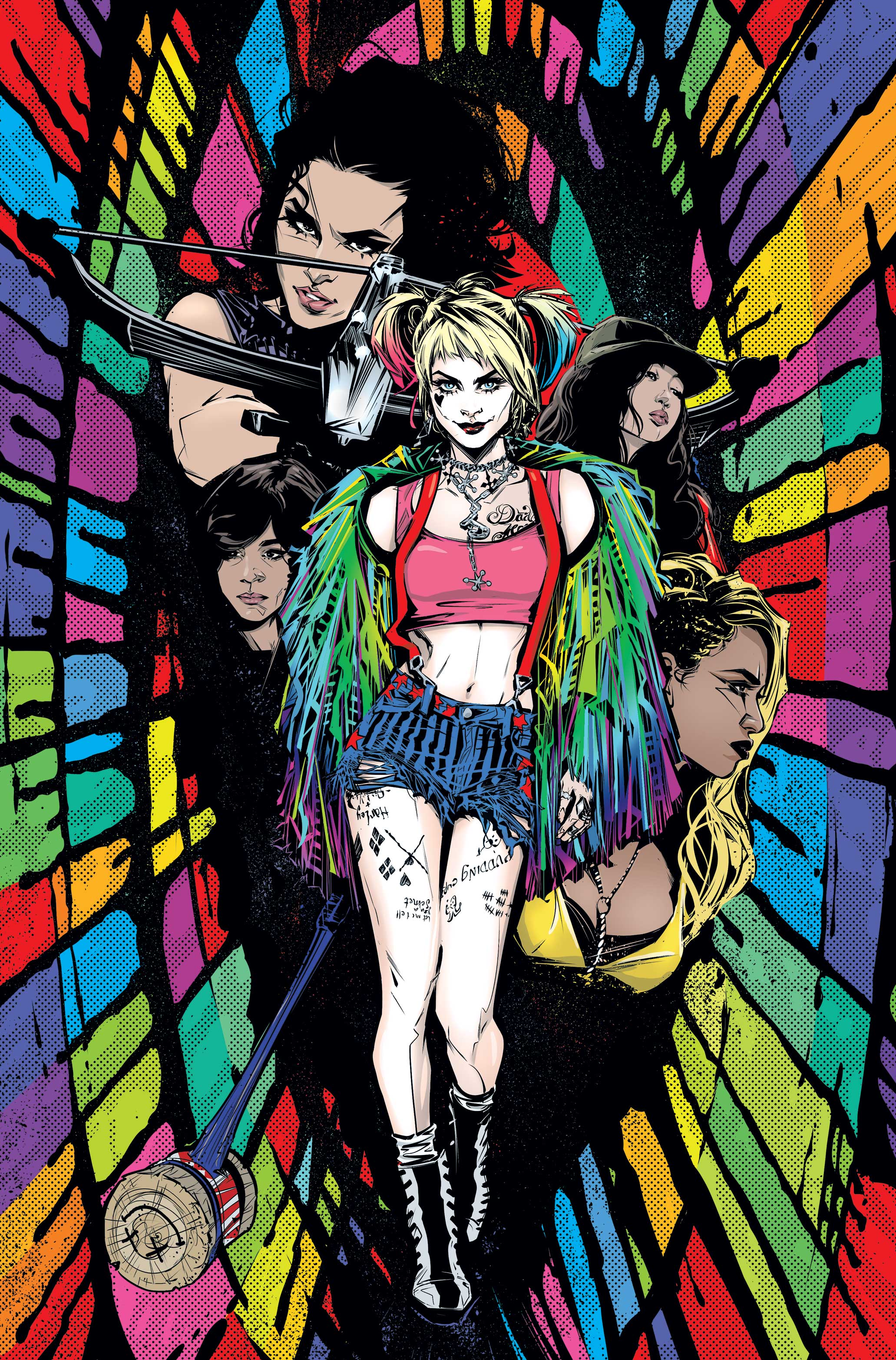 Harley Quinn and the Birds of Prey (Collected)