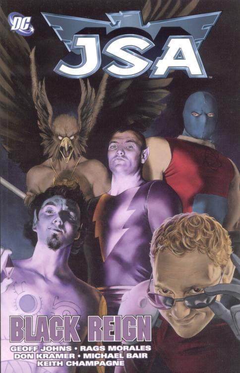 JSA: Black Reign (Collected)