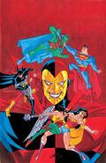 Justice League Adventures Vol 1 20 Textless