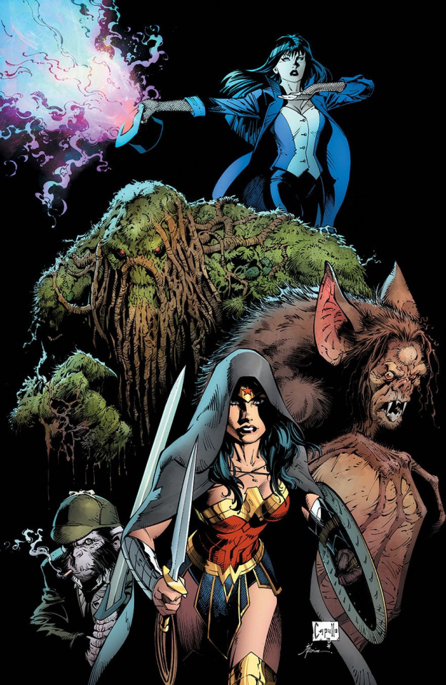 Justice League Dark (Prime Earth)