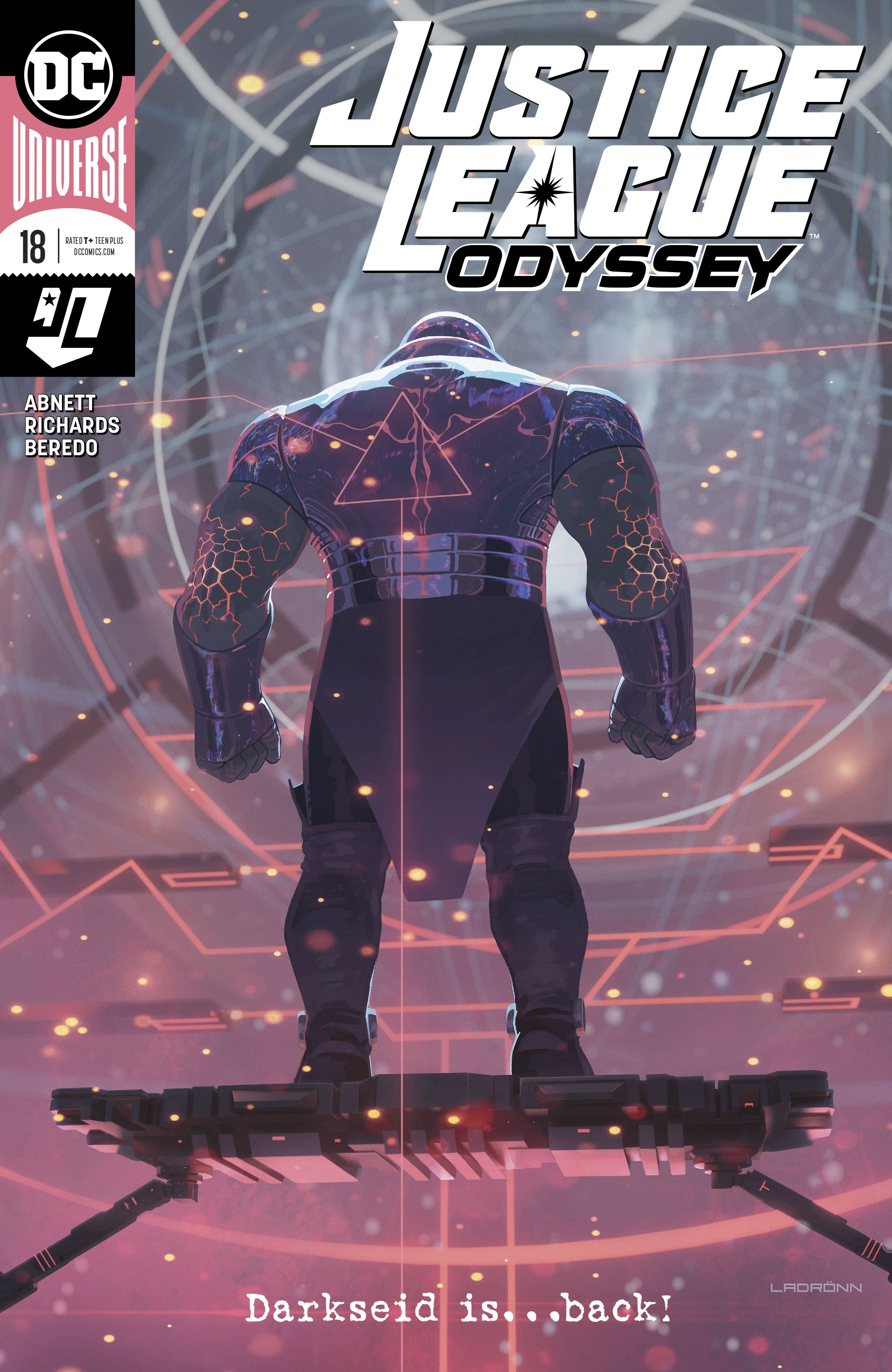 Justice League Odyssey Vol 1 18