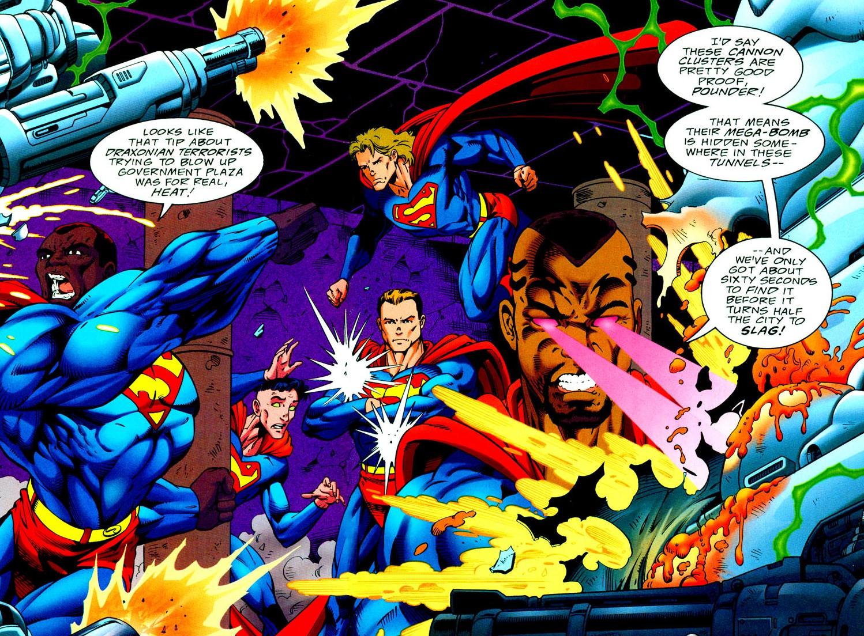 League of Supermen (Dead Earth)