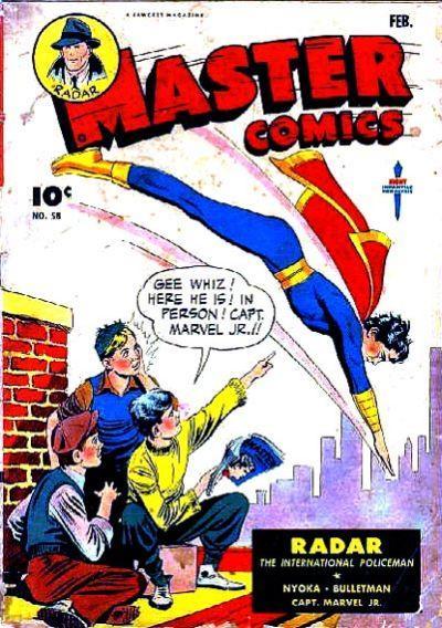 Master Comics Vol 1 58