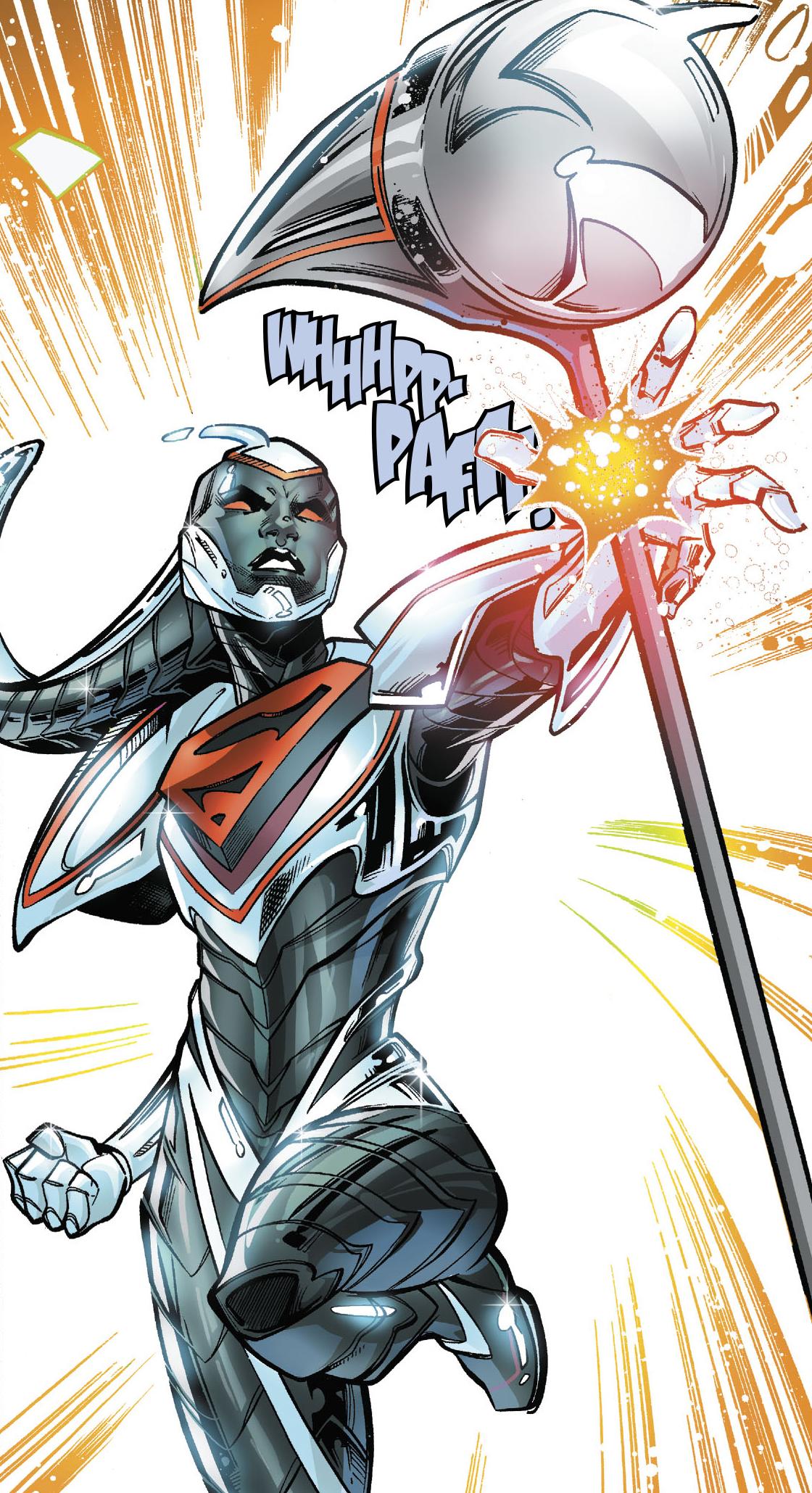 Natasha Irons (Prime Earth)