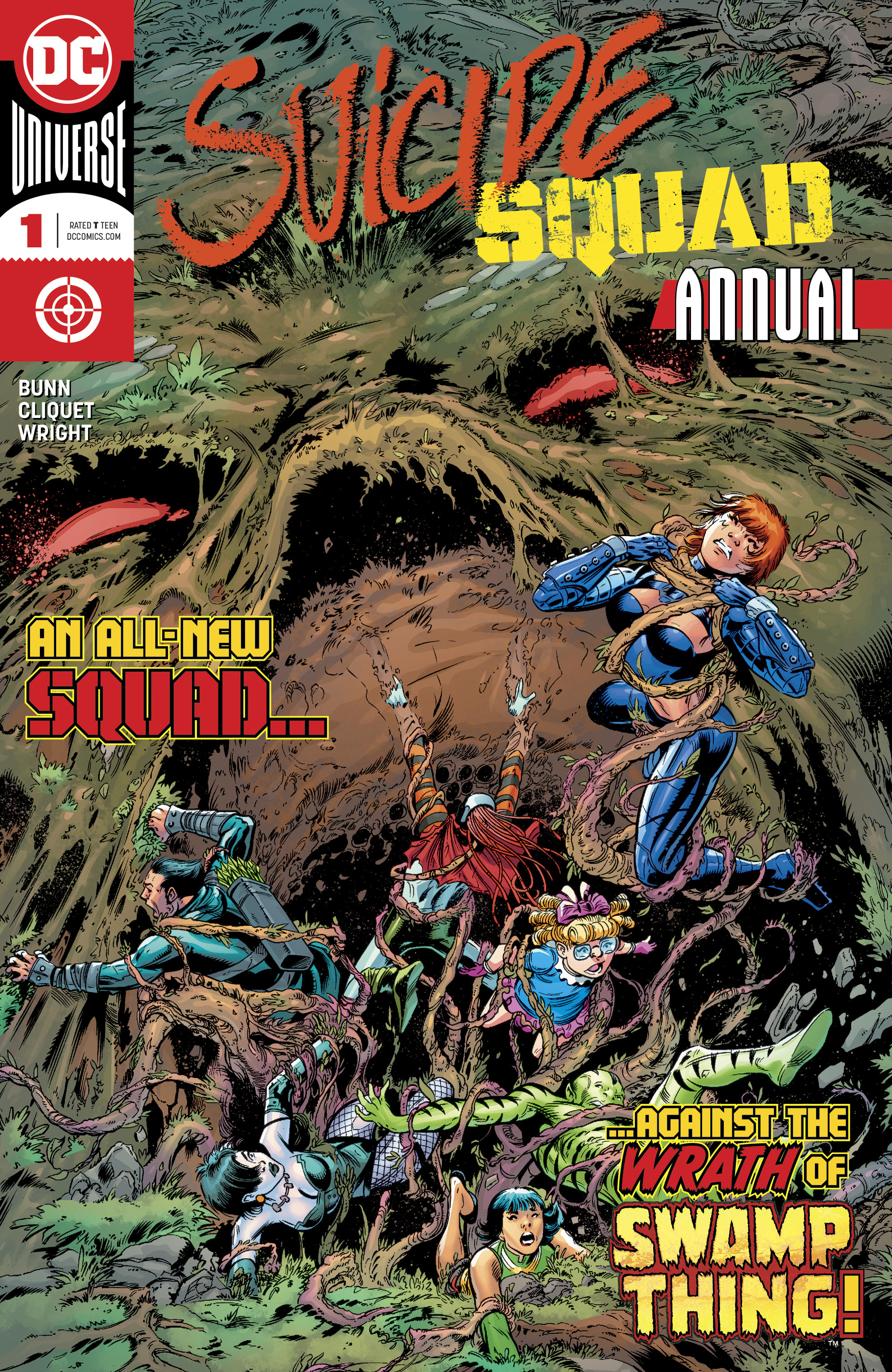 Suicide Squad Annual Vol 5 1