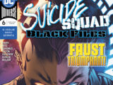 Suicide Squad: Black Files Vol 1 6