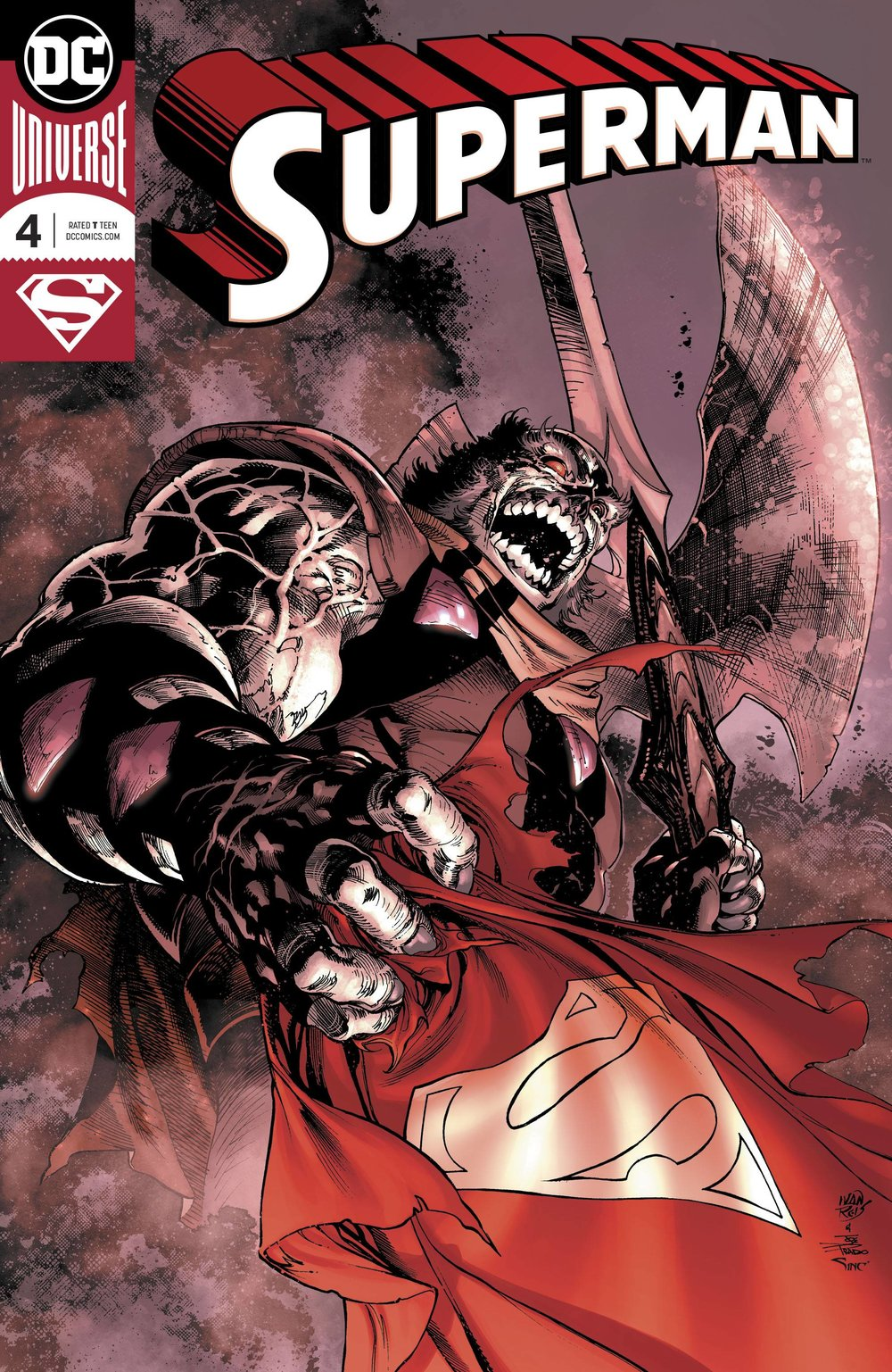 Superman Vol 5 4