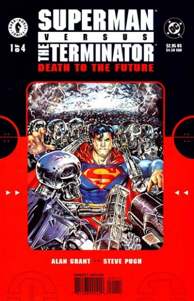 Superman vs The Terminator Vol 1