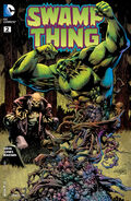 Swamp Thing Vol 6 2