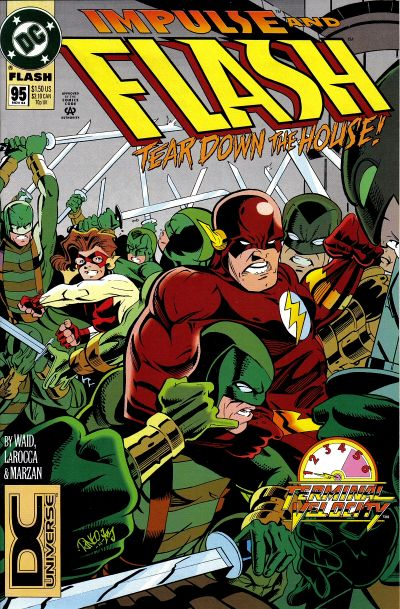 The Flash Vol 2 95