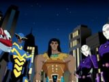 Justice League Unlimited (TV Series) Episode: Ultimatum