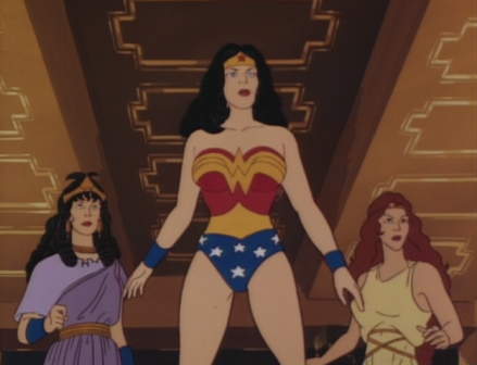 Diana of Paradise Island (Superman 1988 TV Series)