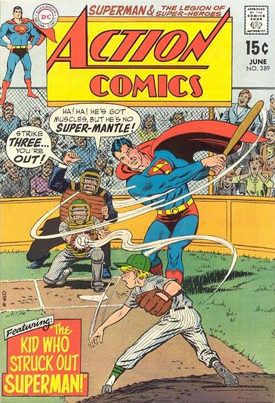 Action Comics Vol 1 389