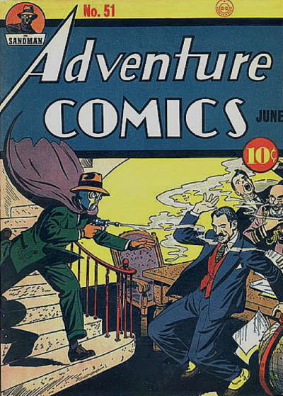Adventure Comics Vol 1 51