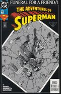 Adventures of Superman Vol 1 498