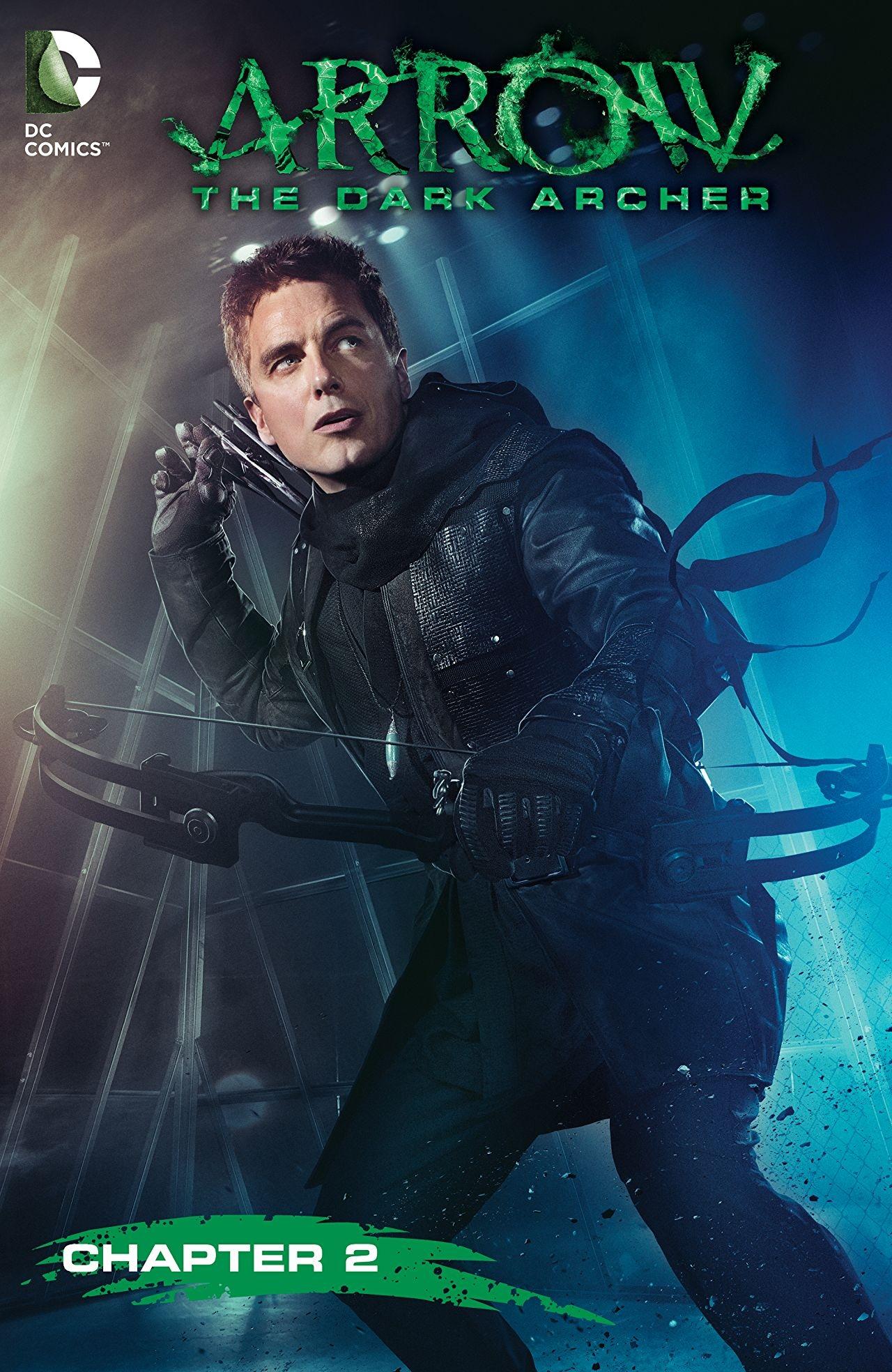 Arrow: The Dark Archer Vol 1 2 (Digital)