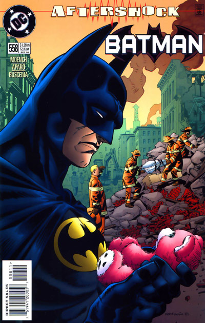 Batman Vol 1 558