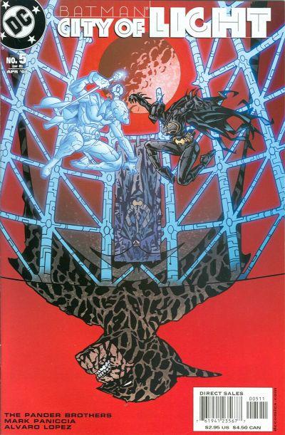 Batman: City of Light Vol 1 5