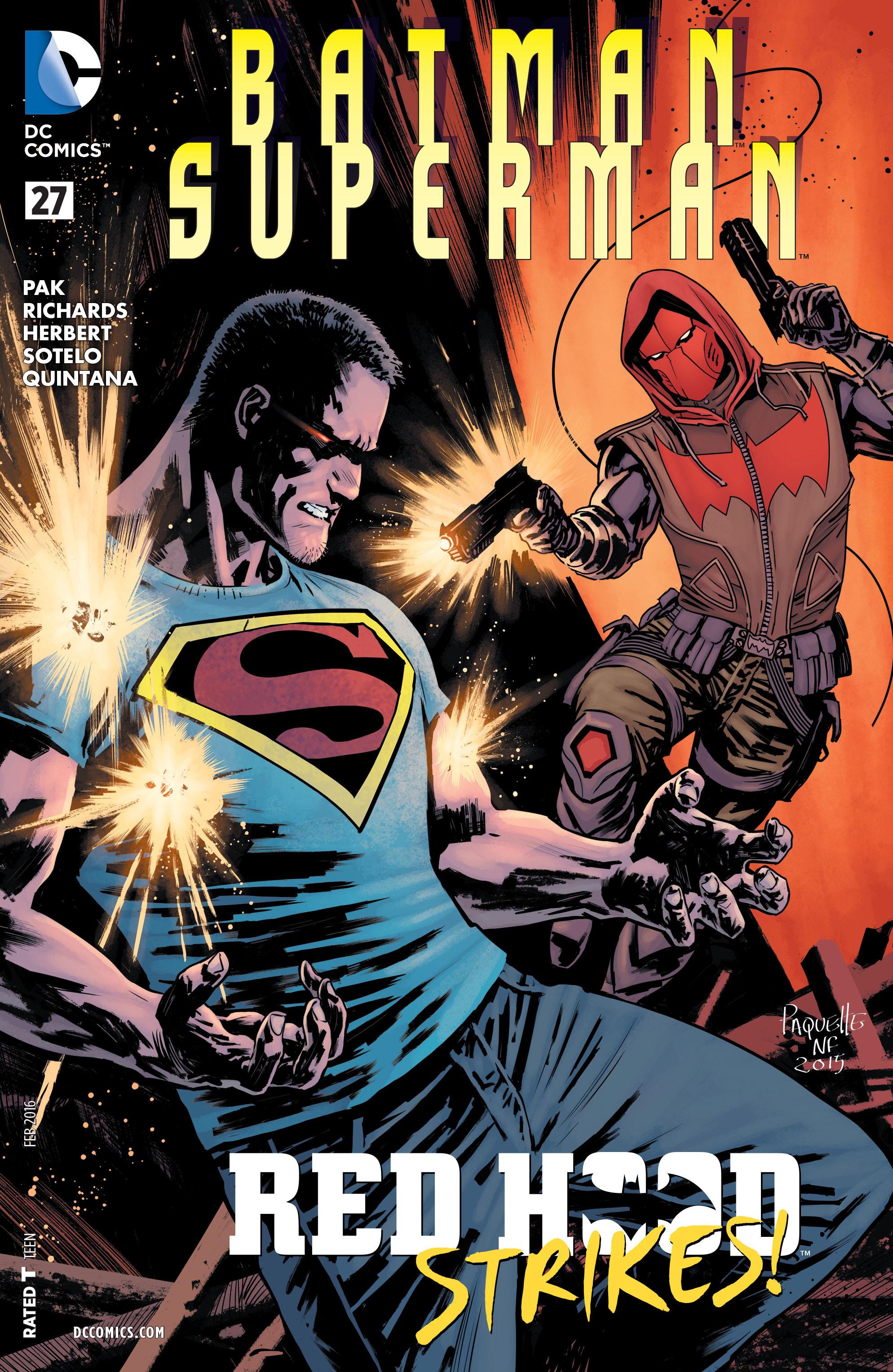 Batman/Superman Vol 1 27