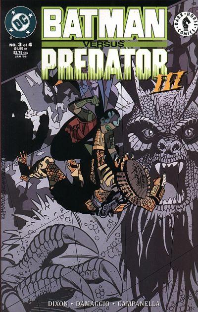 Batman versus Predator Vol 3 3