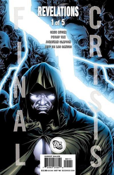 Final Crisis: Revelations Vol 1