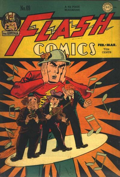 Flash Comics Vol 1 69