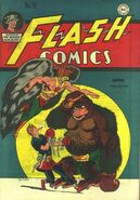 Flash Comics 70