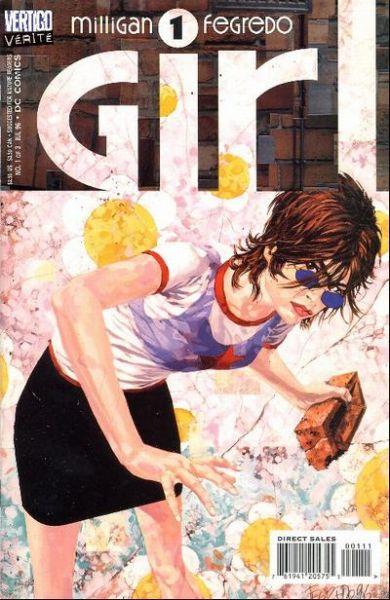 Girl Vol 1