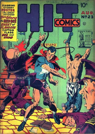 Hit Comics Vol 1 23