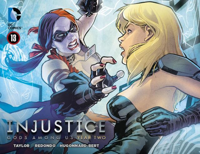 Injustice: Gods Among Us: Year Two Vol 1 13 (Digital)