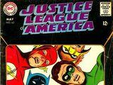 Justice League of America Vol 1 62