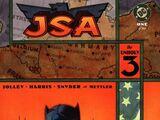 JSA: The Unholy Three Vol 1 1