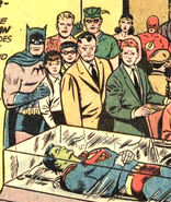 Justice League of America Earth-149 0001